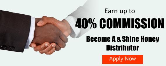 become a distributor-a and shine honey