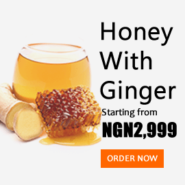 buy honey with ginger a and shine honey